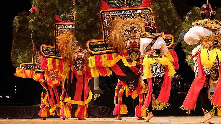 Festival Reog Ponorogo
