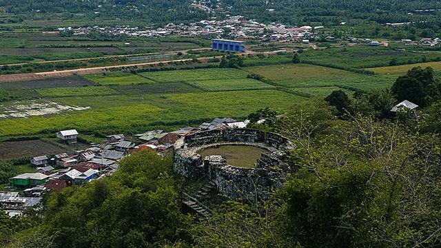 Wisata Benteng Otanaha