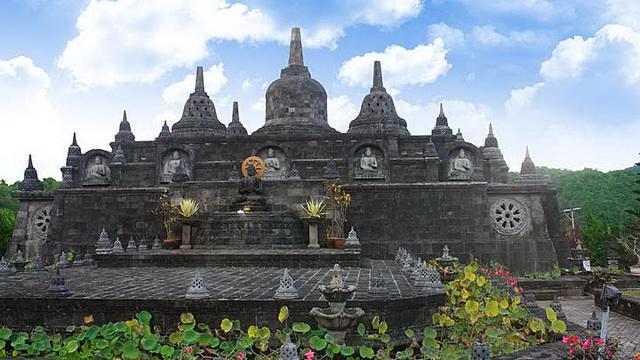 Wisata Brahmavihara Arahma