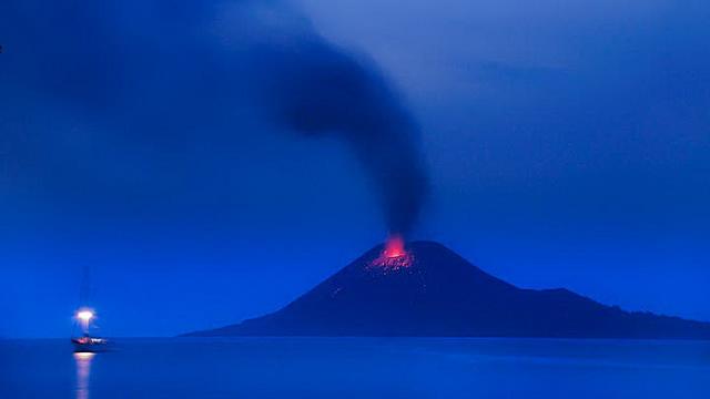 Wisata Cagar Alam Kepulauan Krakatau