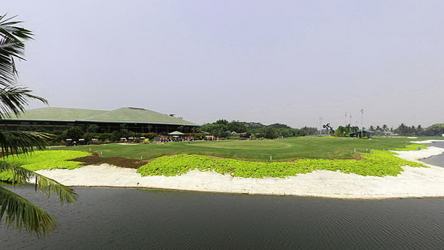 Wisata Damai Indah Golf & Country Golf