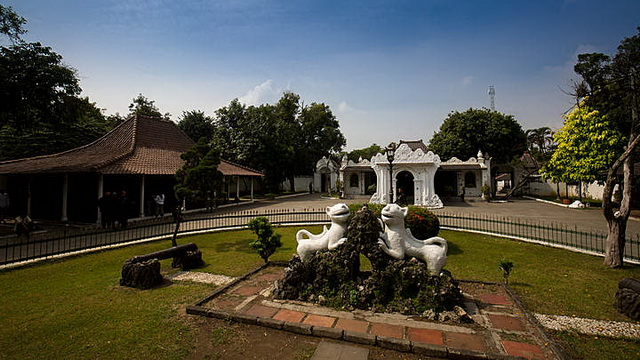 Wisata Keraton di Cirebon