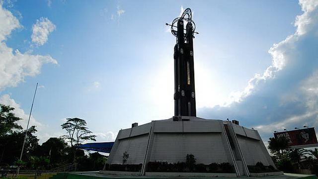 Wisata Monumen Khatulistiwa