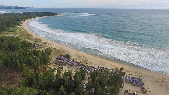 Wisata Pantai Cemara Indah