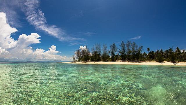 Wisata Pantai Indah Lahilote
