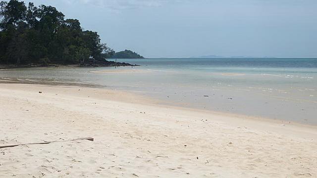 Wisata Pantai Melur