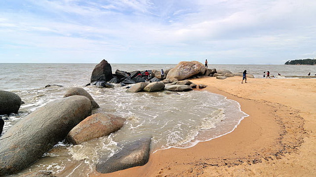 Wisata Pantai Pasir Panjang