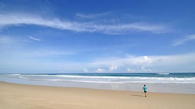 Wisata Pantai Tanjung Setia
