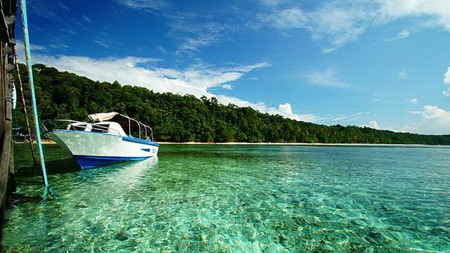 Wisata Pulau Kakaban
