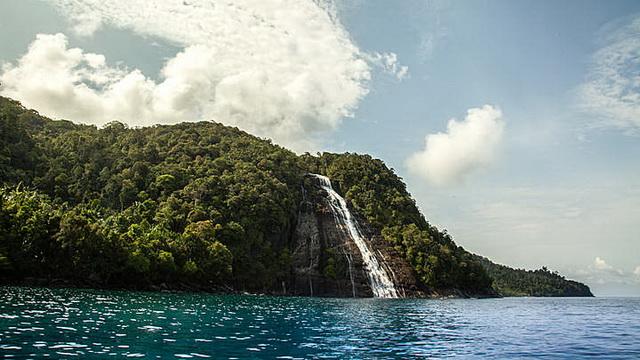 Wisata Pulau Mursala