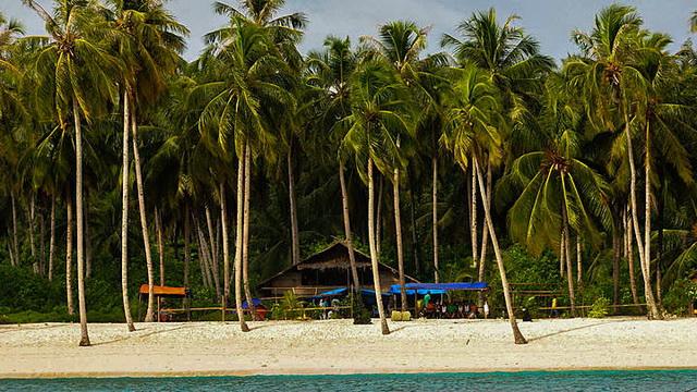 Wisata Pulau Nyang Nyang
