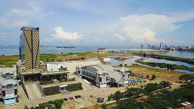 Wisata Pusat Konvensi dan Pameran di Makassar
