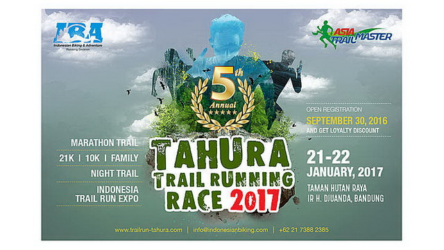 Tahura Trail Run