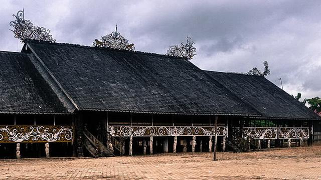 Wisata Taman Budaya Pampang