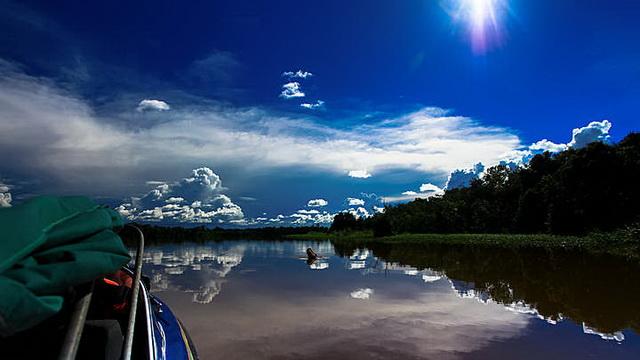 Wisata Taman Nasional Danau Sentarum