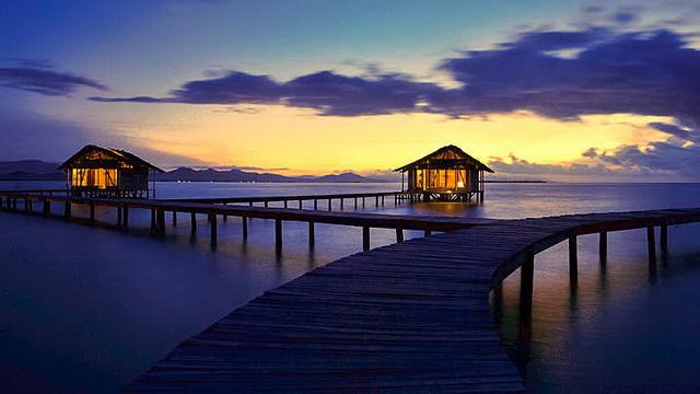 Wisata Teluk Tomini dan Pantai Olele