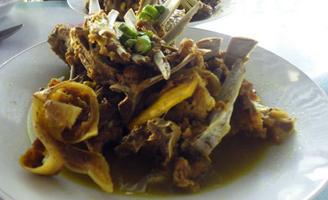 Tengkleng - Solo Culinary Destination