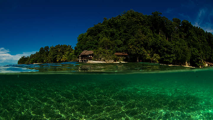Wisata Taman Nasional Kepulauan Togean