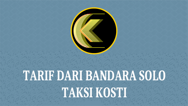Bandara Solo ke Universitas Islam Batik (UNIBA), Surakarta